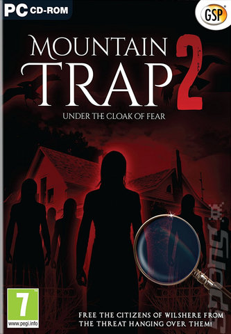 covers box art mountain trap 2 under the cloak of fear pc 1 of 1