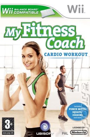 My Fitness Coach: Cardio Workout - Wii Cover & Box Art