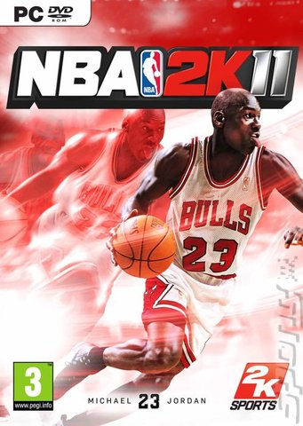 NBA 2K11 - PC Cover & Box Art