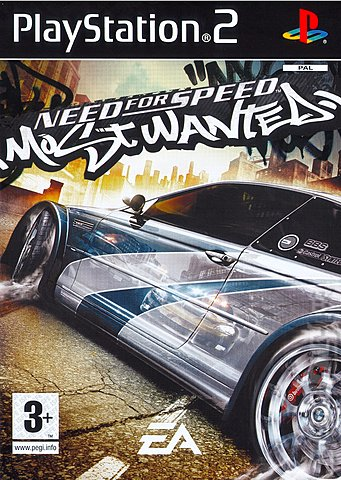 Need for Speed: Most Wanted PS2 Classics