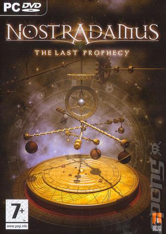 Nostradamus: The Last Prophecy - PC Cover & Box Art