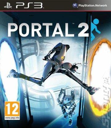 portal 2 ps3 cover. Portal 2 (PS3) Cover amp; Box Art