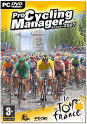 Pro Cycling Manager Season 2007 - PC Cover & Box Art