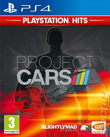 Covers Box Art Project CARS