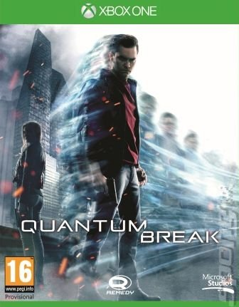Quantum Break - Xbox One Cover & Box Art