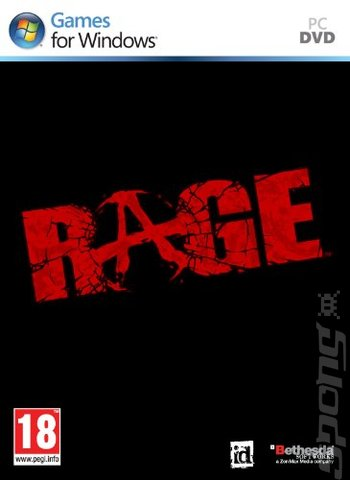 Rage - PC Cover & Box Art