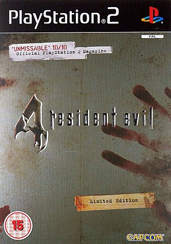 Covers Box Art Resident Evil 4 Ps2 2 Of 3