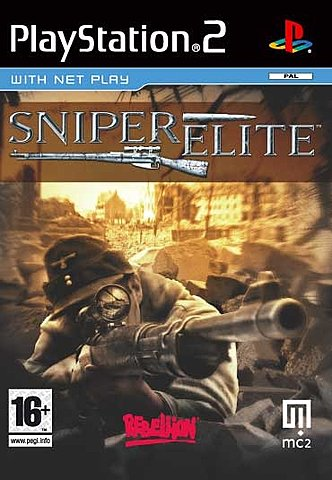Sniper Elite - PS2 Cover & Box Art