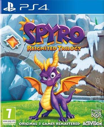 السلام عليكم ورحمة الله وبركاته طلب صغير اريد منكم رفع لعبة Spyro™ Reignited Trilogy on PS4 باللغة العربية وفقكم الله لكل خير.