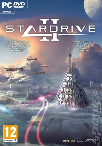 StarDrive 2 - PC Cover & Box Art