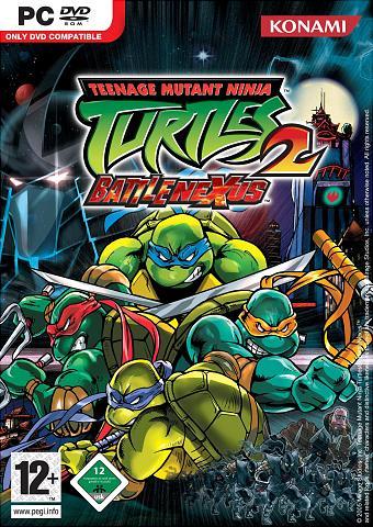 ninja turtles pc