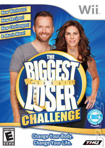 The Biggest Loser Challenge - Wii Cover & Box Art
