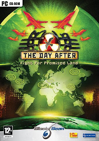 The Day After: Fight For Promised Land - PC Cover & Box Art