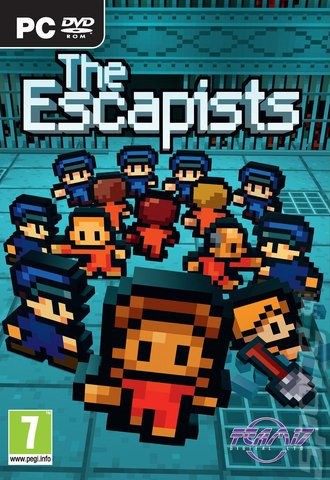 Telecharger The Escapists PC Crack