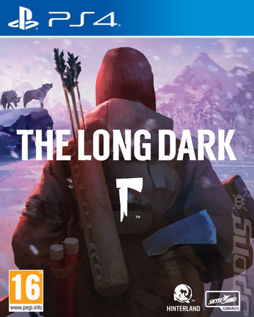 The Long Dark - PS4 Cover & Box Art