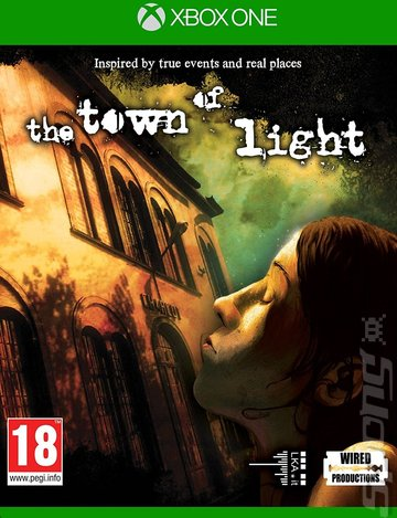 The Town of Light Editorial image