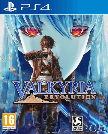 Valkyria Revolution Editorial image