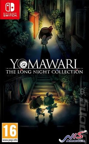 Yomawari: The Long Night Collection - Switch Cover & Box Art