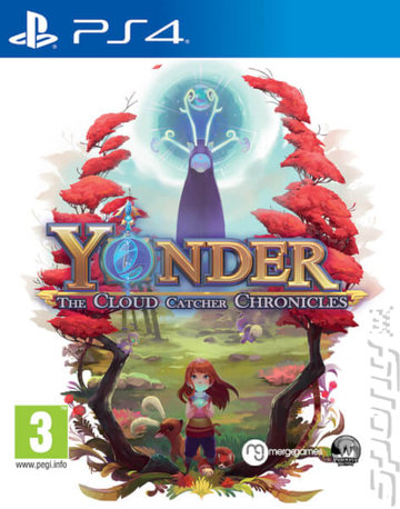 Yonder: The Cloud Catcher Chronicles Editorial image