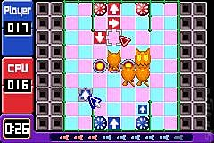 2 Games in 1: Columns Crown & ChuChu Rocket! - GBA Screen