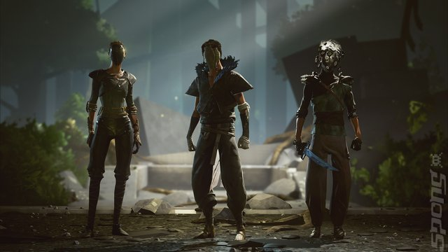 Absolver - PS4 Screen