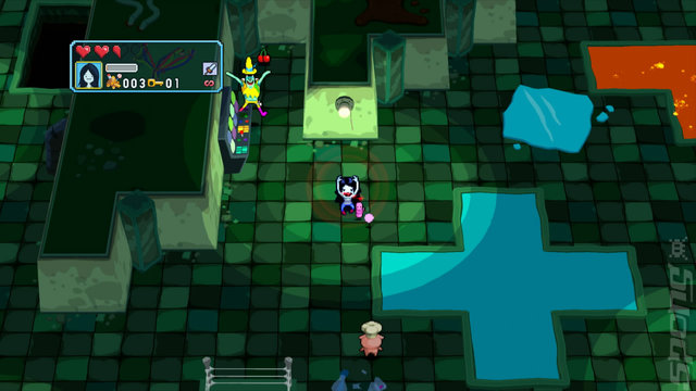 Adventure Time: Explore the Dungeon Because I DON'T KNOW! - PS3 Screen