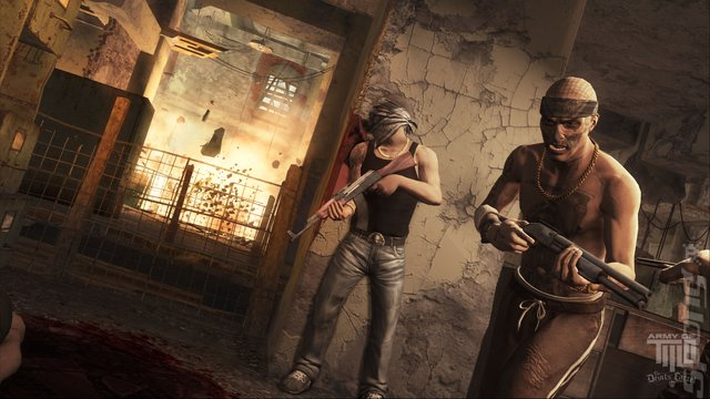 Army of Two: The Devil's Cartel Editorial image