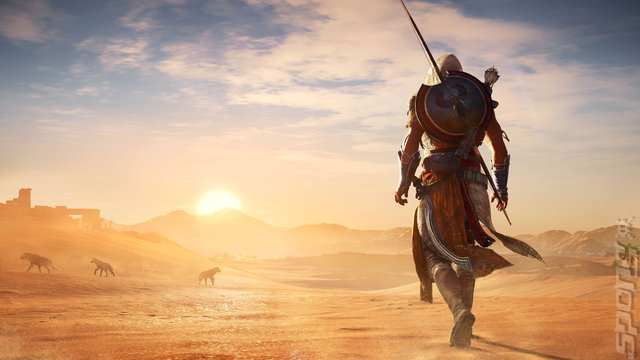 Assassin's Creed Origins Editorial image