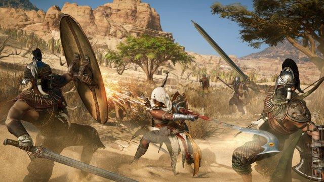 Assassin's Creed Origins Editorial image