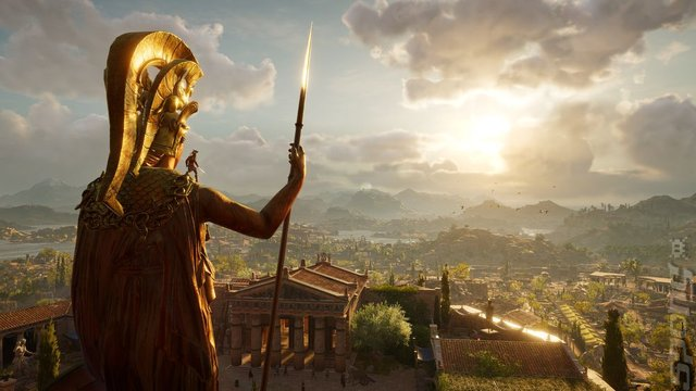 Assassin's Creed: Origins and Assassin's Creed: Odyssey Double Pack  - PS4 Screen