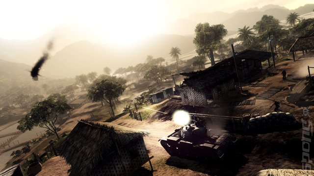 Battlefield: Bad Company 2 - PS3 Screen