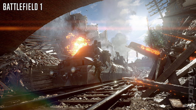 Battlefield 1 - Xbox One Screen