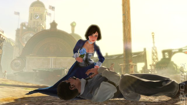 Bioshock Infinite Delayed Until 2013