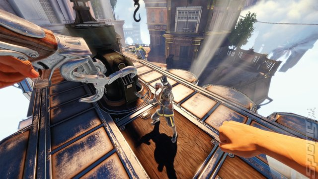 Bioshock Infinite: Let Games Be Games Editorial image