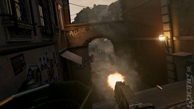 Bravo Team - PS4 Screen