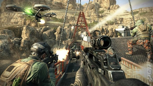 Black Ops II 360 Gets Hefty Title Update