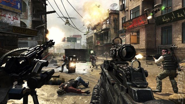 Call of Duty: Black Ops 2 Editorial image