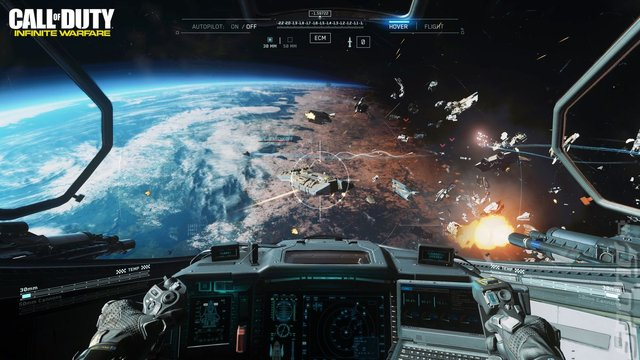Call of Duty: Infinite Warfare Editorial image