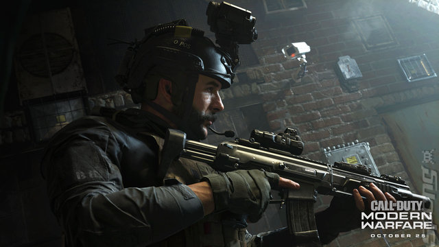 Call Of Duty: Modern Warfare - Xbox One Screen