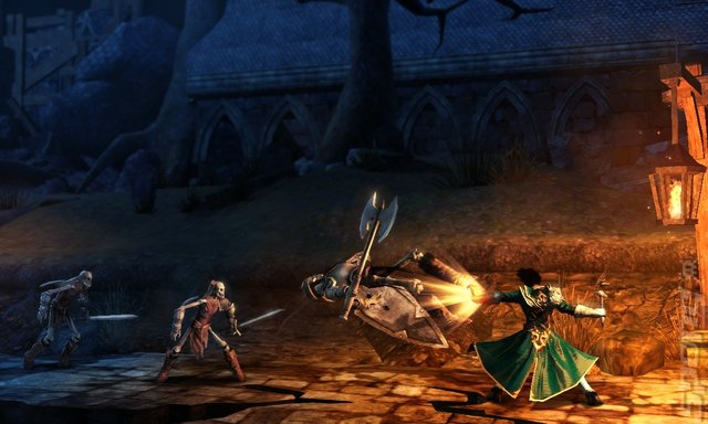 Castlevania: Lords of Shadow Collection - PS3 Screen