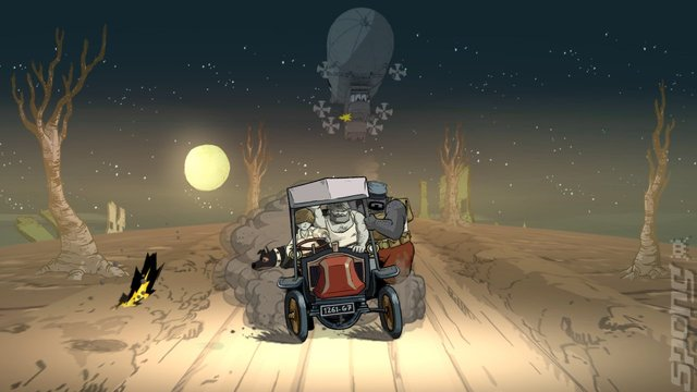 Child Of Light and Valiant Hearts: The Great War - Switch Screen