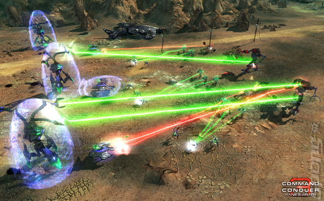 Command & Conquer: The Ultimate Edition - PC Screen