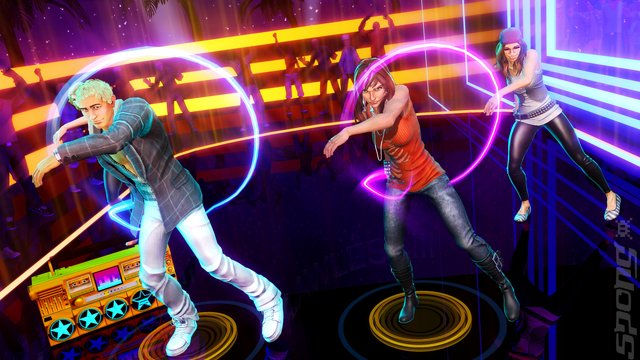 Dance Central 3 - Xbox 360 Screen