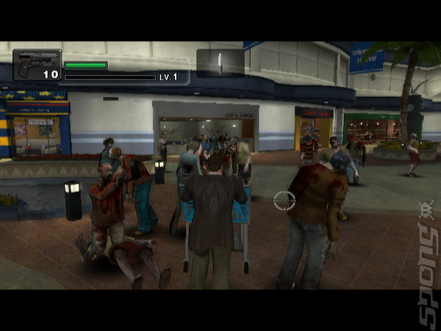 Dead Rising: Chop Till You Drop - Wii Screen