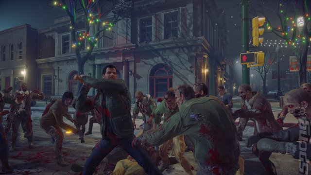 Dead Rising 4 - PC Screen