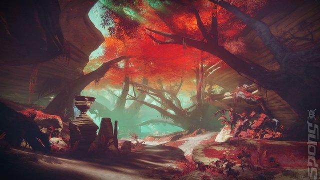 Destiny 2 Editorial image
