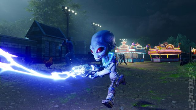 Destroy All Humans! - Xbox One Screen