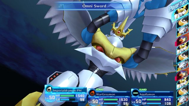 Digimon Story: Cyber Sleuth - Switch Screen