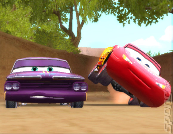 New Cars  Games Disney