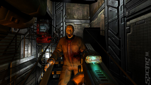 id Software on Doom 3 BFG Editorial image